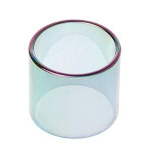 1pc Rainbow Color Remplacement Pyrex Tube en verre Tuber Verre Ajuster pour Smok Vape Stylo 22