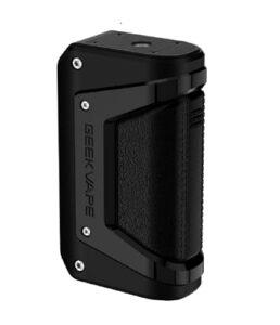 Aegis Legend 200, Geekvape Aegis Legend 2 Mod 200W alimenté par une double batterie externe 18650 Tri-proof Compatible avec le réservoir Zeus Sub Ohm (Noir Classique)