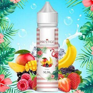 exotique 50ml – prestige fruits – Sans Tabac – Sans Nicotine