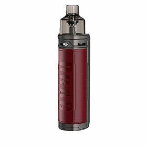 VOOPOO Drag X Mod Pod Kit E-cig Vaporisateur de cigarette électronique 80W 4.5ml PnP Pod Réservoir GENE.TT Chip Pod System Vape Kit (Marsala)