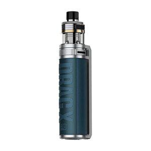 VOOPOO Drag X Pro 100W Pod Kit 5.5ml Complet Cigarette Electronique Kit de démarrage – Pas de batterie, sans e liquide, sans nicotine (Bleu Garda)