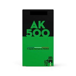 Amnesia Kush 500 – Pods compatible Juul, Wpod et Vaze Pods – 4x1ml – 1,7% – Sans Tabac – Sans Nicotine