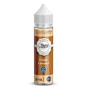 creme caramel 50ml – Liquidarom – Sans Tabac – Sans Nicotine