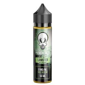 lanister 50ml – Liquidarom – Sans Tabac – Sans Nicotine