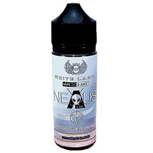 Nexus Cool SpearMint DIY Longfill e-Liquid Shake and Vaape (70 % VG/30 % PG, mélange avec base liquide pour cigarette électronique, 0 mg de nicotine), 100 ml